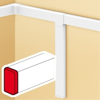 LEGRAND Embout 25x25mm